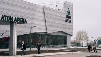 В Нововоронеже открыли новейший спорткомплекс