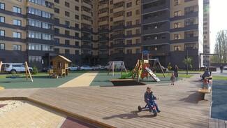 В Воронеже более 800 семей получили ключи от новых квартир