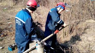 В Воронеже пообещали к обеду устранить аварию, оставившую без света 20 домов и больницу