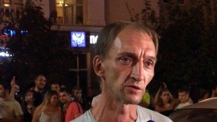 В Воронеже мужчину наградят за спасение пассажиров из взорвавшейся маршрутки