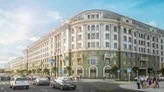 Аварийный «дом-убийцу» на площади Ленина в Воронеже снесут в 2018 году