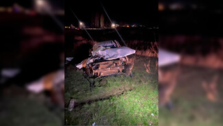 На воронежской трассе в ДТП пострадали 4 человека: появились фото