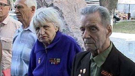 Воронежский добровольческий полк отмечает 69 годовщину со дня формирования