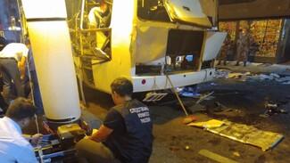 Расследование дела о взрыве маршрутки в Воронеже взяли на контроль в центральном аппарате
