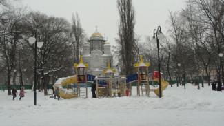 В Воронеже благоустроят и озеленят Комсомольский сквер