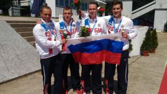 Воронежский спортсмен победил на первенстве Европы по гребле на байдарках и каноэ