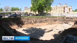 Владельцы строящегося кафе у вокзала «Воронеж-1» пытаются доказать право на участок