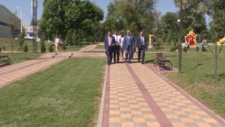 Воронежский губернатор пообещал прорыв в развитии сельских территорий