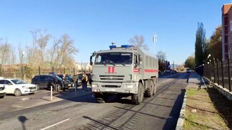 В поисках расстрелявшего военных солдата в Воронеже задействовали беспилотник спецназа