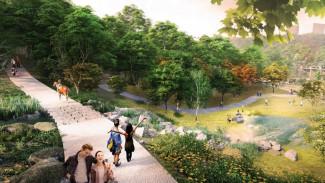 Тысяча лесных историй. В Воронеже рассказали о будущем Центрального парка