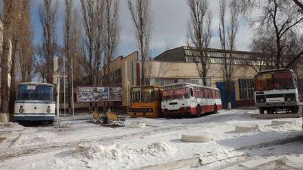 Ретровыставка в воронежском ПАТП пополнится пятым автобусом