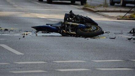 Воронежский автомобилист ответит в суде за травмы мотоциклиста в лобовом ДТП