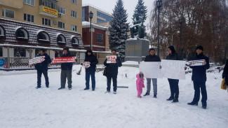 Воронежцы проигнорировали пикет против концерта «растлевающего со сцены детей» Элджея