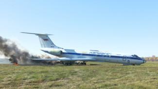 Сотрудники Воронежского аэропорта специально подожгли самолёт