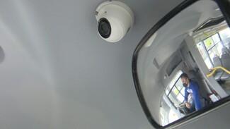 Конфликты в воронежских маршрутках будут решать с помощью установленных в салоне камер