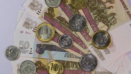 Эксперты назвали процент работающих воронежцев с зарплатой более 100 тыс. рублей