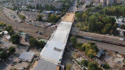 Мэр Воронежа пообещал открыть виадук на 9 Января вечером 1 октября