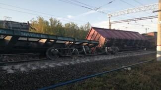 Воронежские следователи назвали причину схода поезда под Липецком