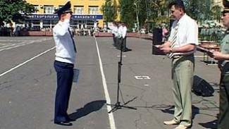 В этом году Воронежский военный университет закончили 1.650 курсантов