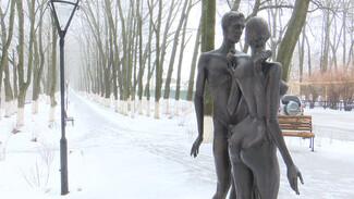 Конь Ярыж и обнажённые Адам и Ева. Какие воронежские скульптуры словили хайп до Алёнки