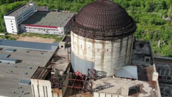 Новый взрыв оставит недостроенную воронежскую ВАСТ без купола