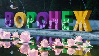 В Воронеже назвали дату и место проведения фестиваля «Город-сад»