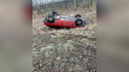 Очевидцы: пьяный водитель устроил массовое ДТП с 2 пострадавшими на воронежской трассе