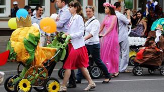 Воронежцев позвали проявить оригинальность в параде колясок-2019