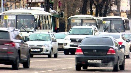 В Воронеже создали интерактивную карту для новой маршрутной сети