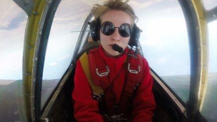 Девушка-пилот из Воронежа победила на соревнованиях по самолётному спорту