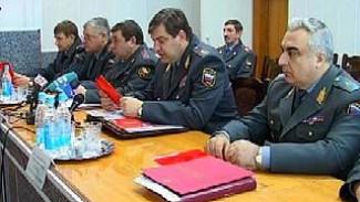 В Воронежской области снизилось количество преступлений