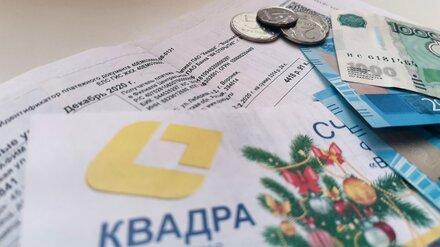 Воронежцы пожаловались на взлетевшие счета за отопление