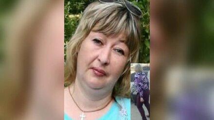 В Воронеже пропала нуждающаяся в медпомощи 39-летняя женщина
