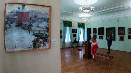 Воронежский музей Крамского сократил часы работы из-за жары