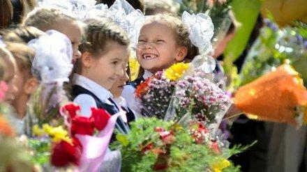 Знак признания или «веник». Воронежцы высказались об акции «Дети вместо цветов» на 1 сентября