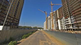 Воронежцы создали петицию против строительства Олимпийского бульвара