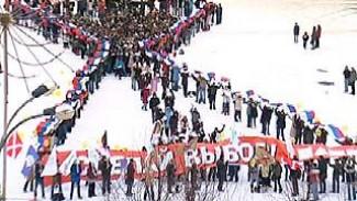 Активисты молодежных движений провели митинг на площади Ленина
