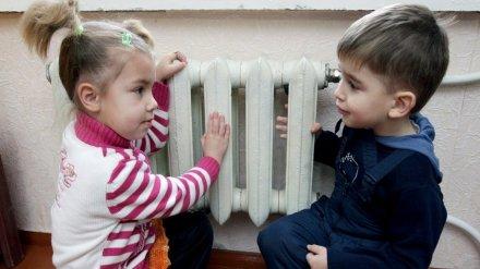 Детский сад и многоэтажку оставили без отопления в Воронеже