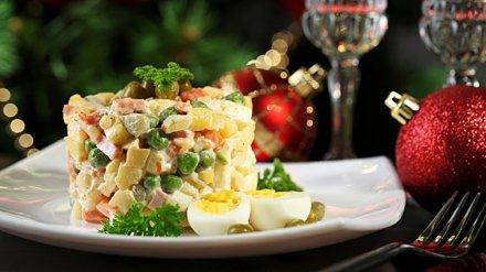 Сколько жителям Воронежской области будет стоить приготовление главного новогоднего салата