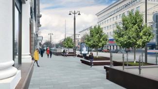 Реконструкцию проспекта Революции в Воронеже отложили на год