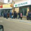 Скупавшие гречку и туалетную бумагу воронежцы ринулись в банки