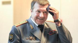 Воронежскую полицию возглавил генерал из Свердловской области