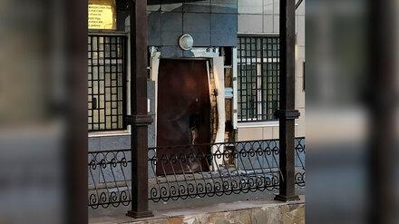 Источник назвал версию вооружённого нападения на отдел полиции в Воронежской области