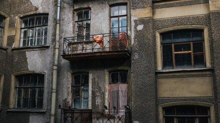 Опасными балконами в центре Воронежа заинтересовалась прокуратура