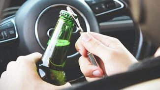 Пойманный в Воронеже пьяный водитель без прав попал под уголовное дело