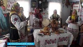 В Нижнем Мамоне музей крестьянского быта пополнился новыми экспонатами