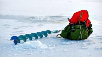 Спасатели измерили толщину льда на Воронежском водохранилище