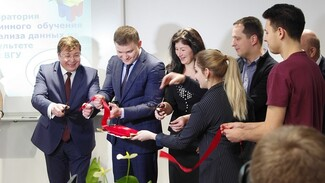 В Воронежском госуниверситете открыли уникальную лабораторию стоимостью 6 млн рублей