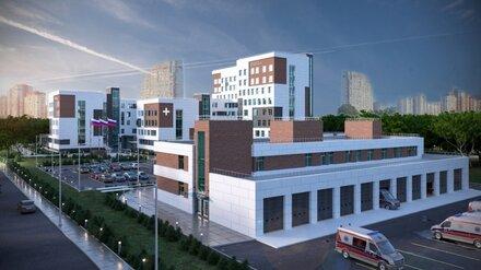 На строительство поликлиники в социальном узле в Воронеже выделили более 716 млн