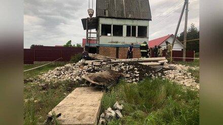Воронежские власти рассказали о погибших под завалами дома детях